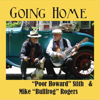 Going Home CD Cover