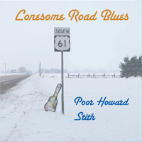 Lonesome Road Blues CD Cover